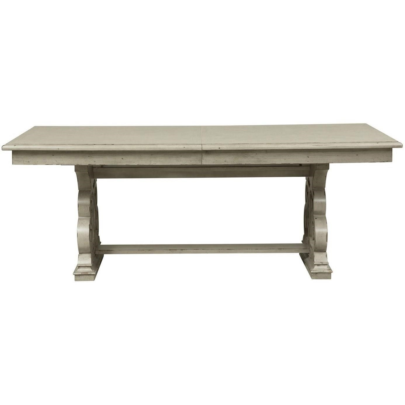 Liberty Furniture Grand EstatesTrestle Table ...