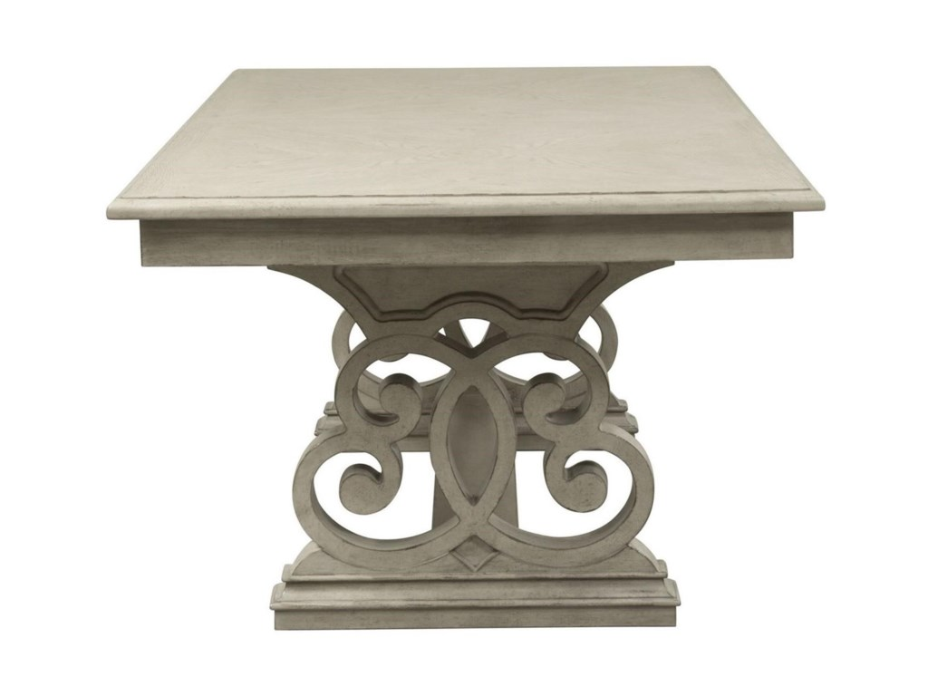 Liberty Furniture Grand EstatesTrestle Table