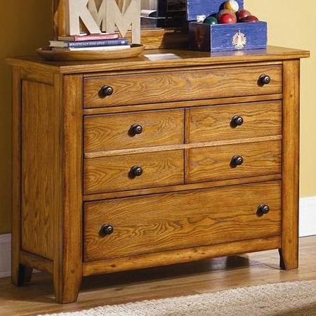 Three Drawer Dresser
