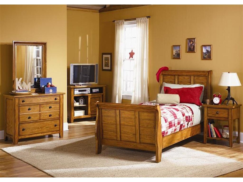 Liberty Furniture Grandpa's CabinMedia Chest