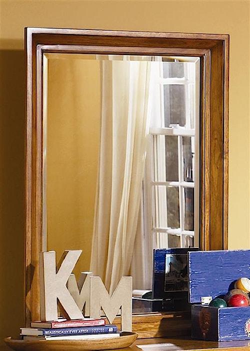 Liberty Furniture Grandpa's Cabin Casual Framed Vertical Mirror