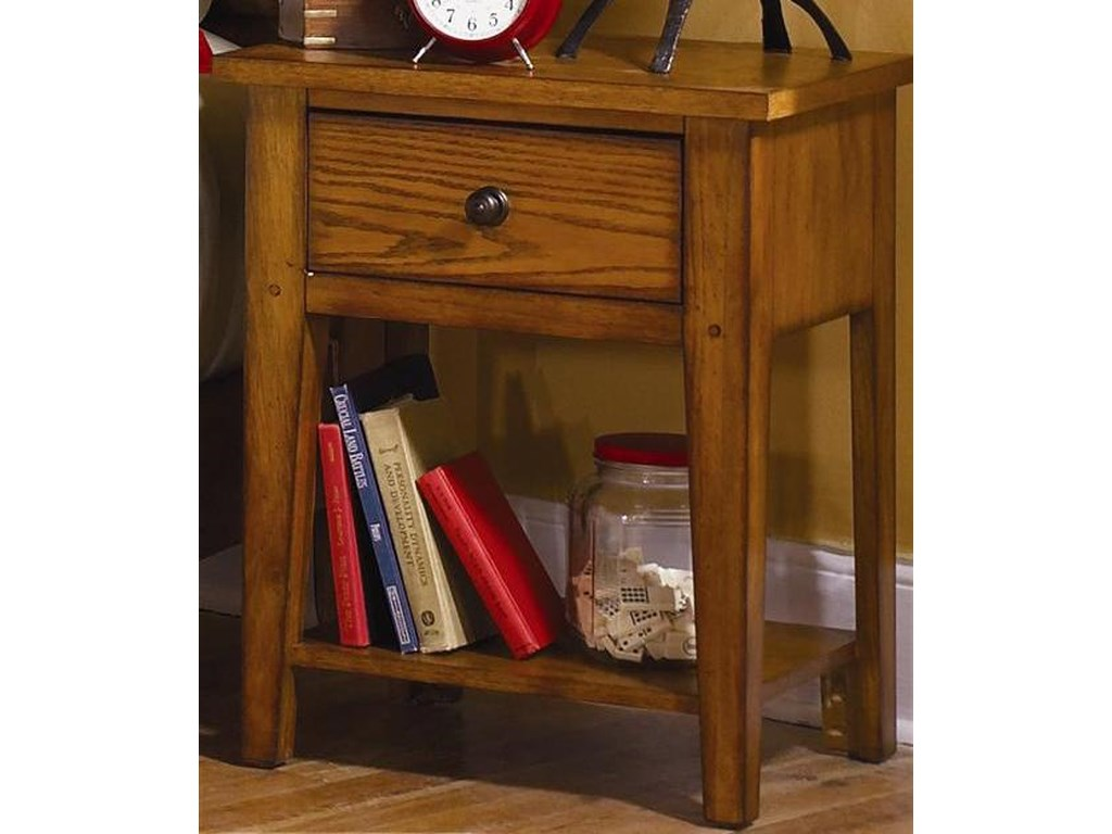 Liberty Furniture Grandpa's CabinNightstand