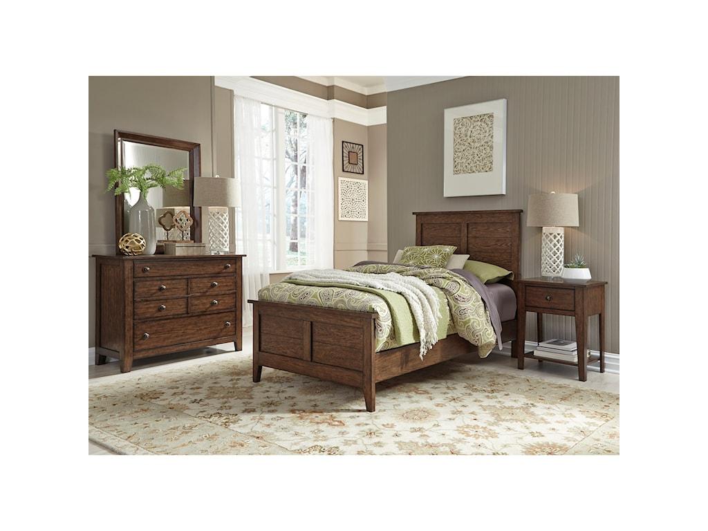 Liberty Furniture Grandpa's CabinMirror
