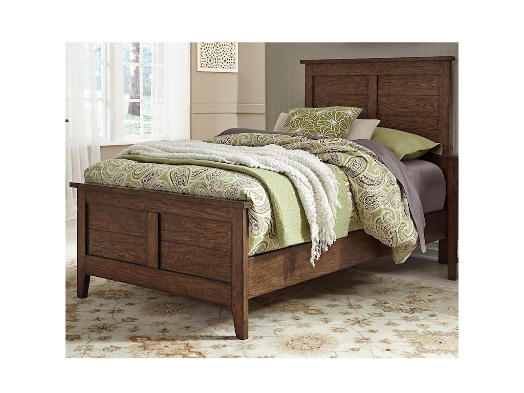 Liberty Furniture Grandpa's CabinFull Panel Bed