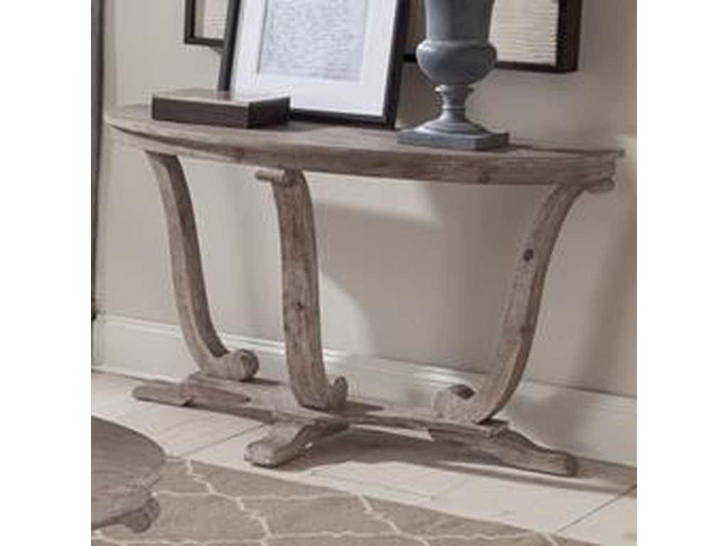 Liberty Furniture Greystone Millsofa Table