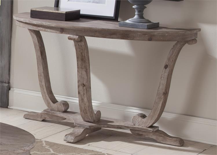 Liberty Furniture Greystone MillSofa Table