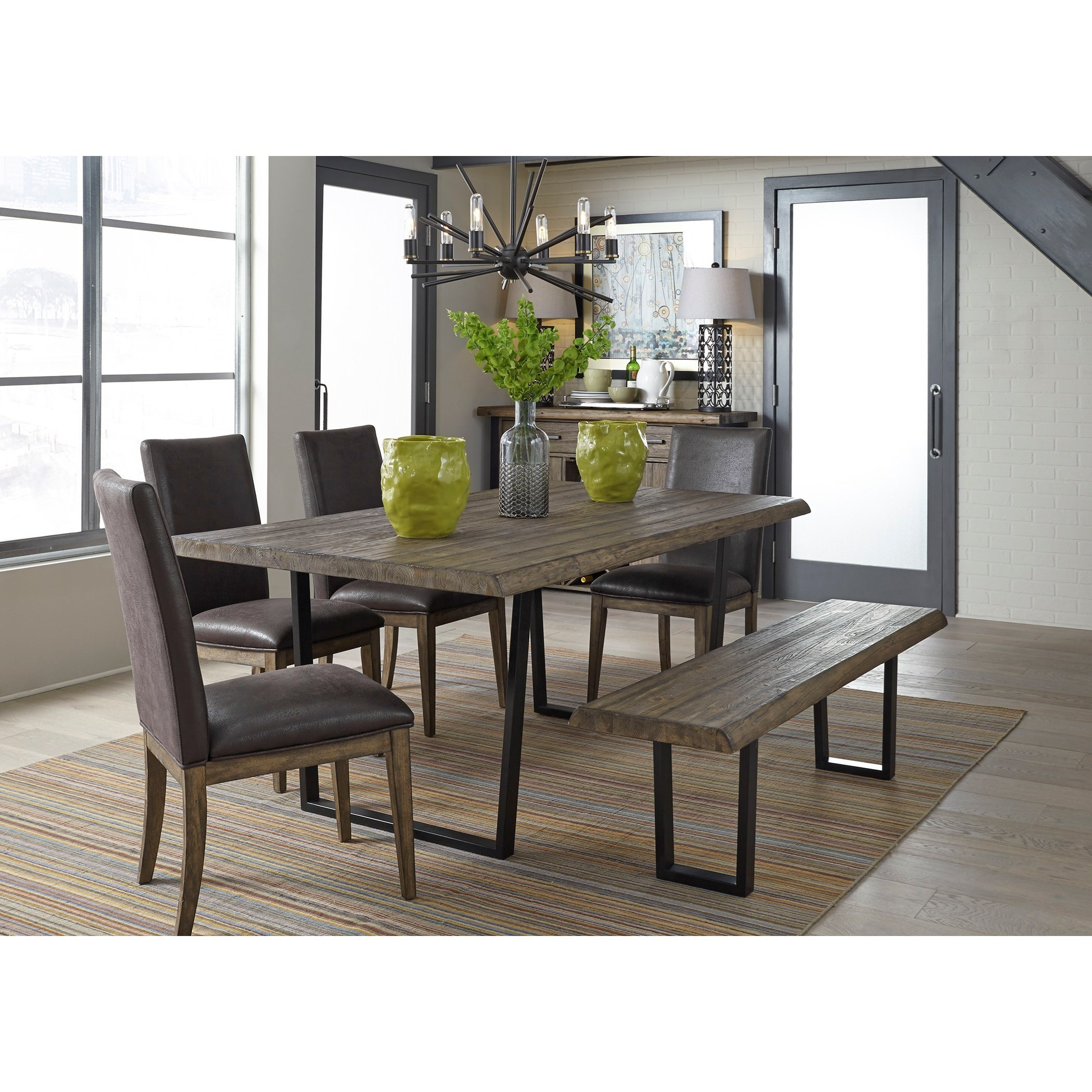 Superbe Liberty Furniture Haley SpringsCasual Dining Room Group