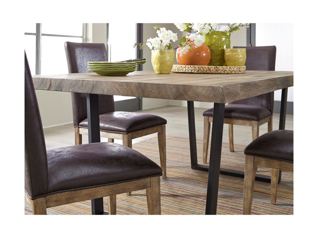 Liberty Furniture Haley SpringsTrestle Table