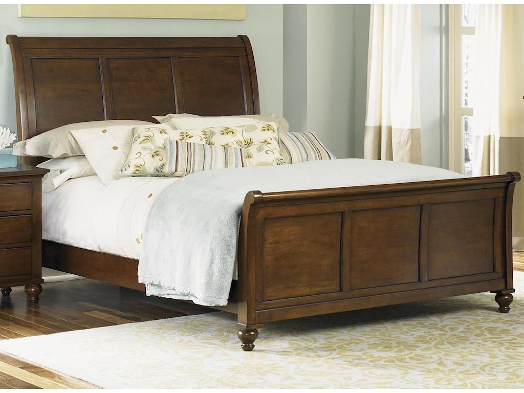 Liberty Furniture Hamilton King Sleigh Bed