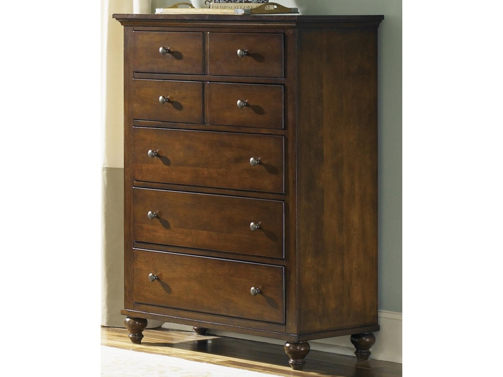 Liberty Furniture Hamilton 5 Drawer Chest