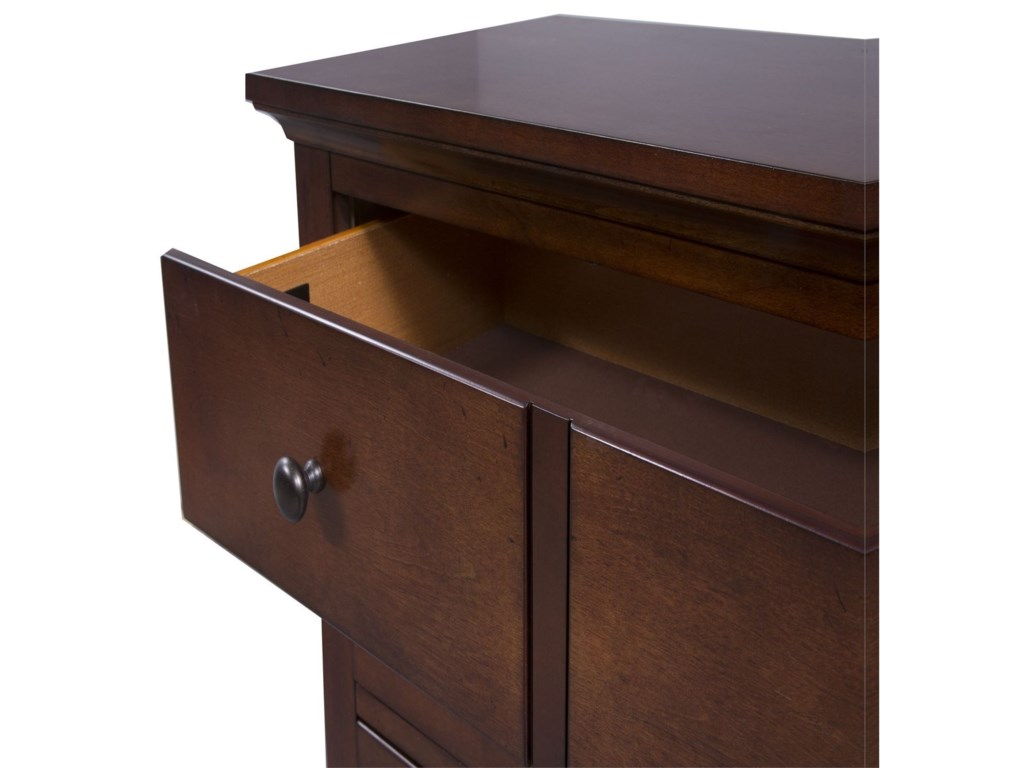 Liberty Furniture Hamilton 5 Drawer Chest