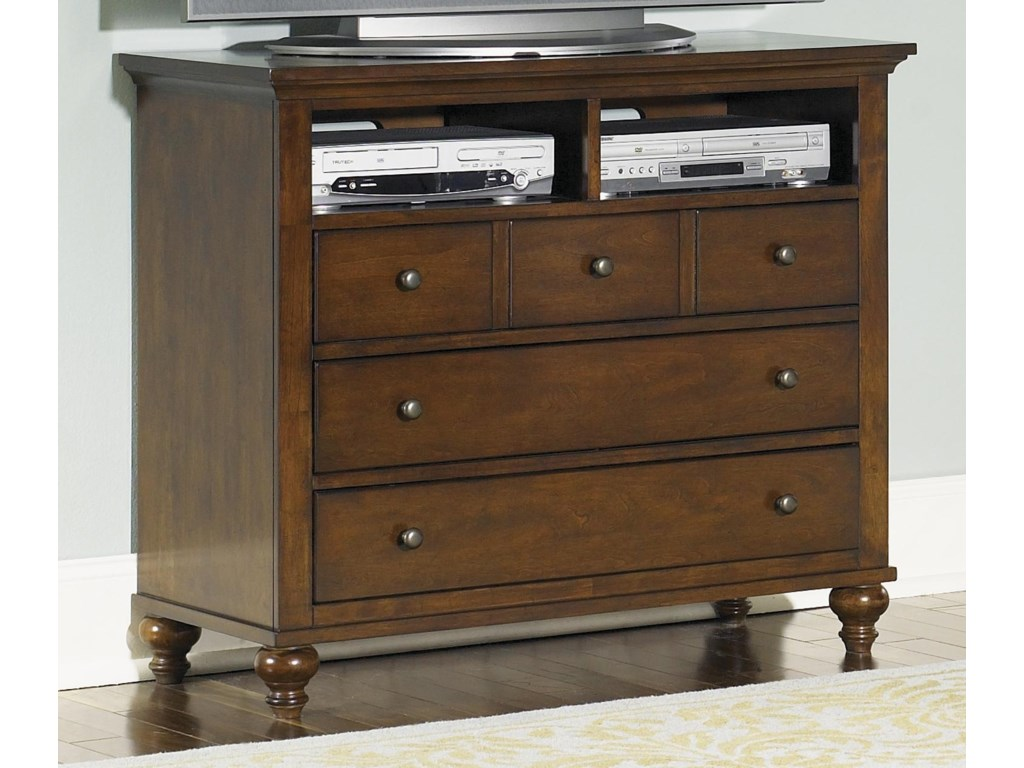 Liberty Furniture Hamilton Media Chest