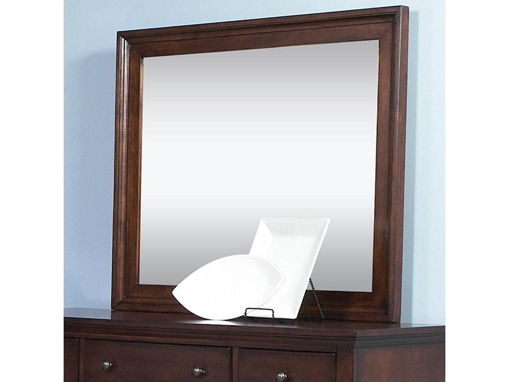 Liberty Furniture Hamilton Landscape Mirror