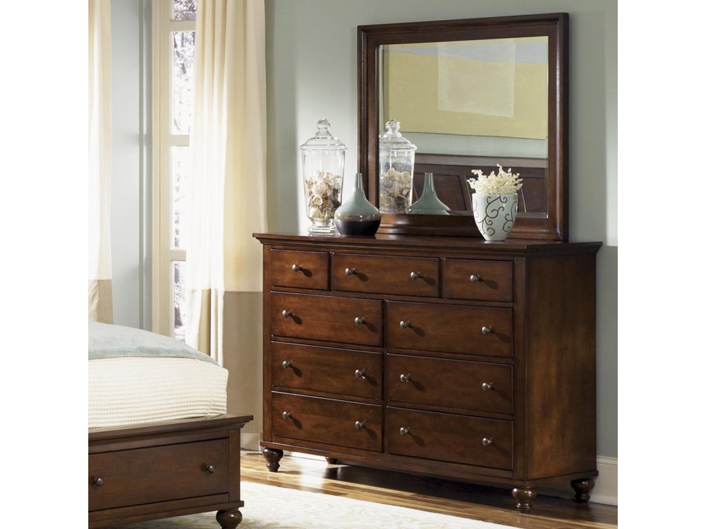 Shown With Dresser Drawer