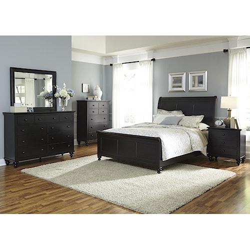 Liberty Furniture Hamilton III King Bedroom Group