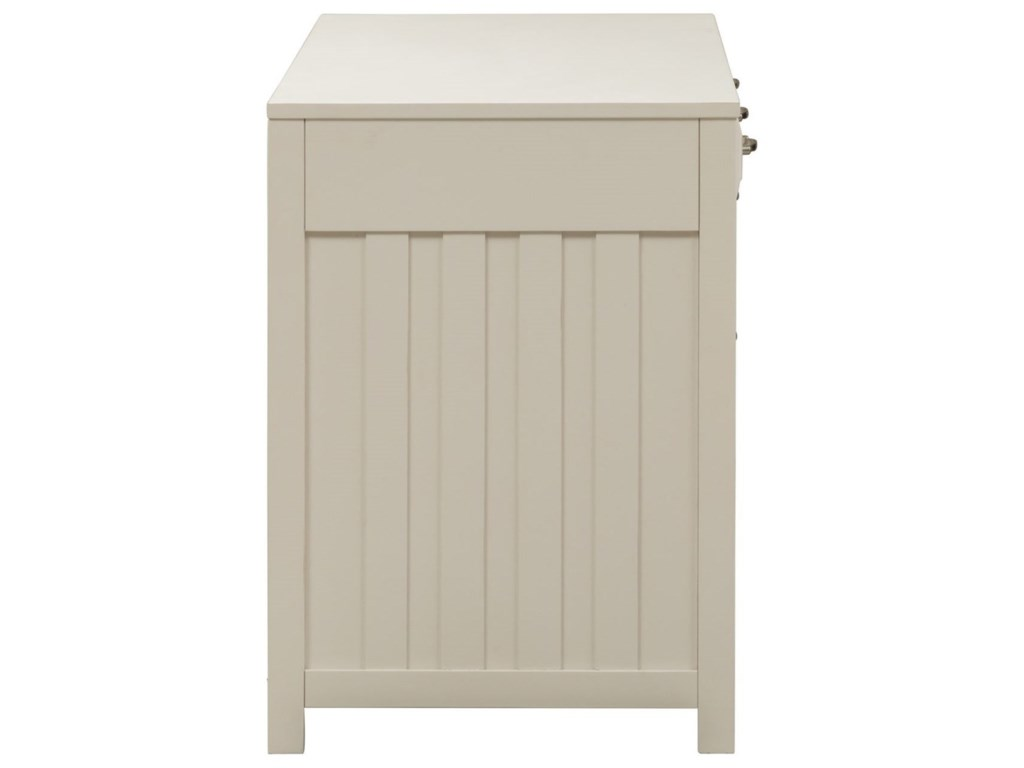 Liberty Furniture Hampton Bay - WhiteComputer Credenza