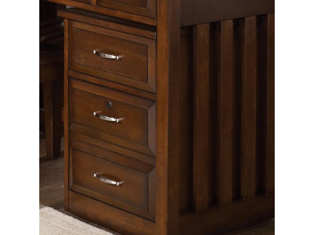 Liberty Furniture Hampton Bay Mobile File Cabinet