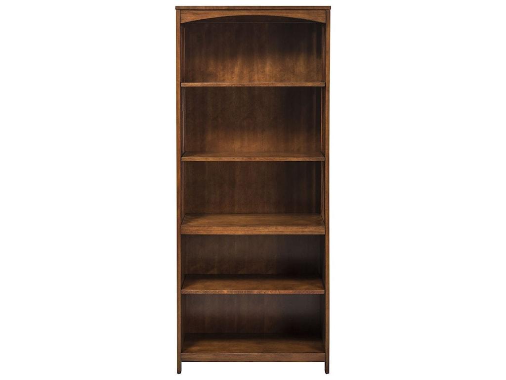 Liberty Furniture Hampton Bay Open Bookcase