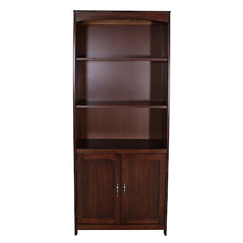 Liberty Furniture Hampton Bay Door Bookcase