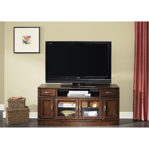 Liberty Furniture Hanover TV Entertainment Stand