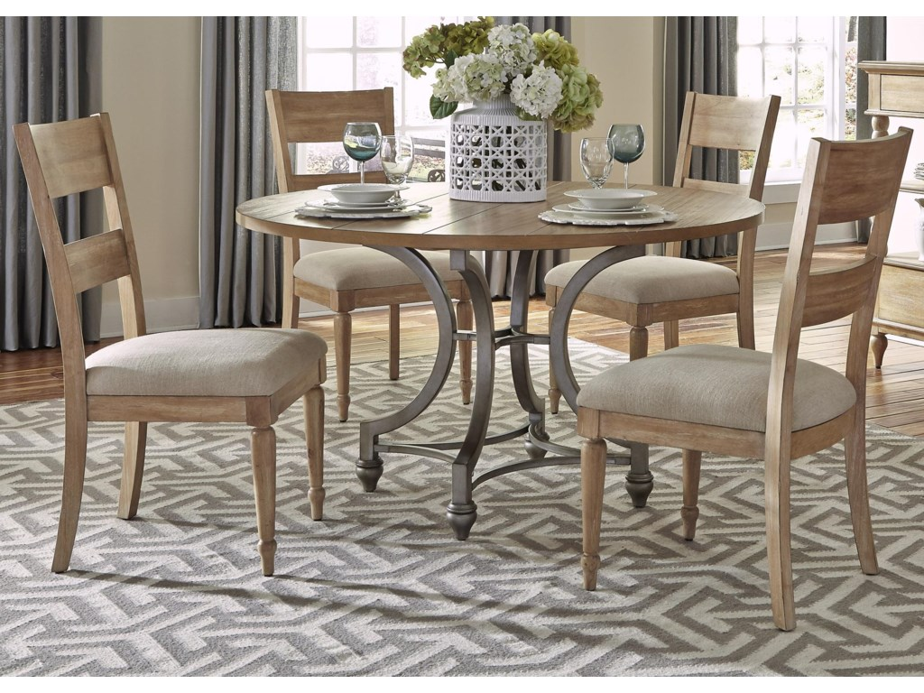 Liberty Furniture Harbor ViewDining Side Chair