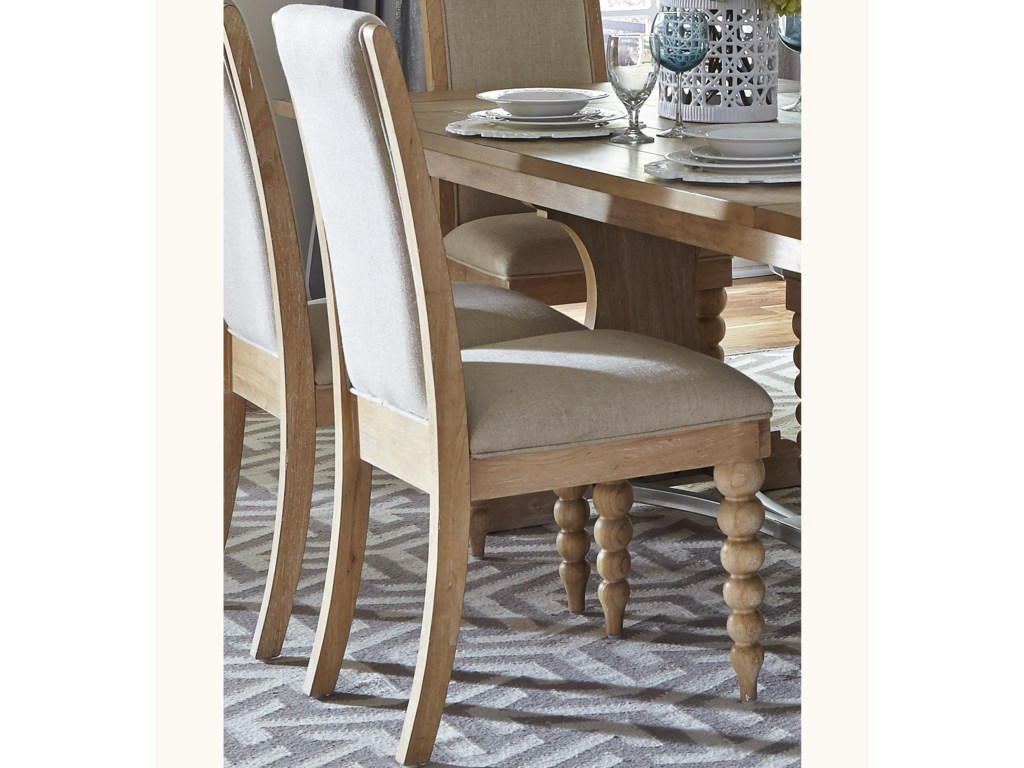 Liberty Furniture Harbor ViewUpholstered Dining Side Chair