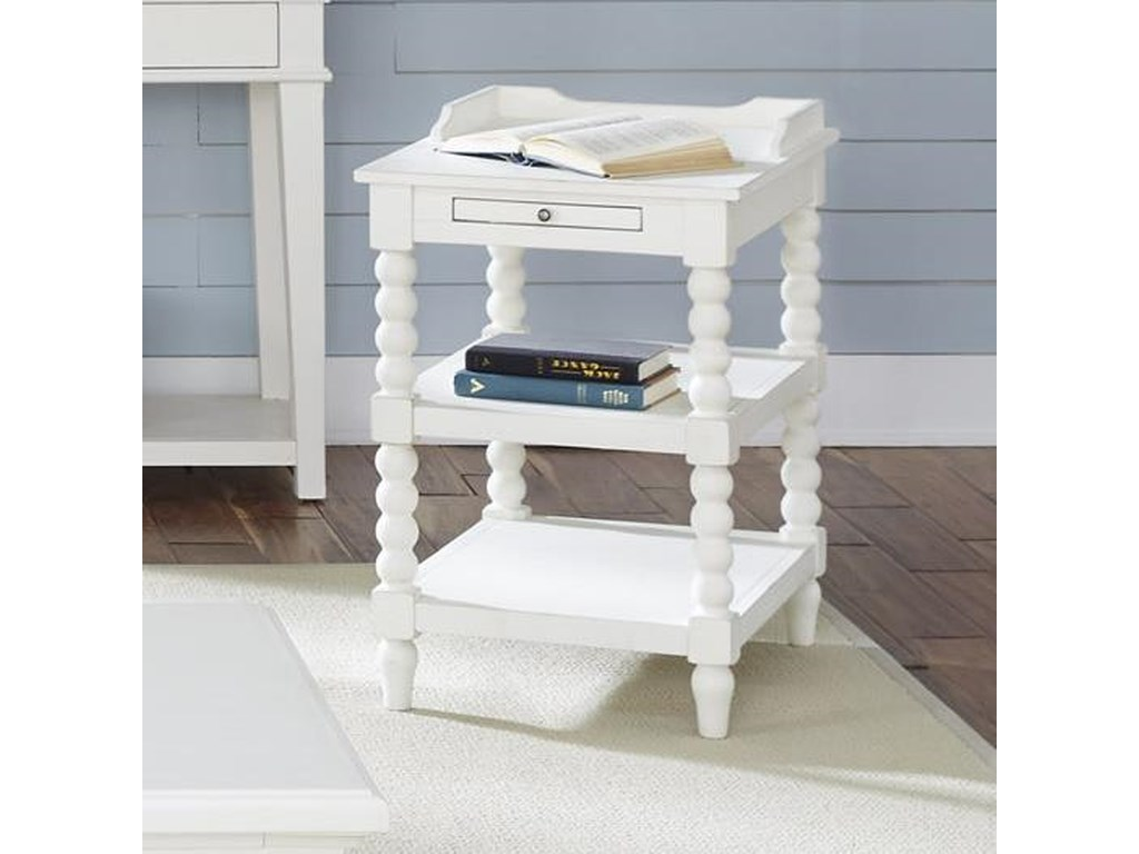 Liberty Furniture Harbor ViewChairside Table