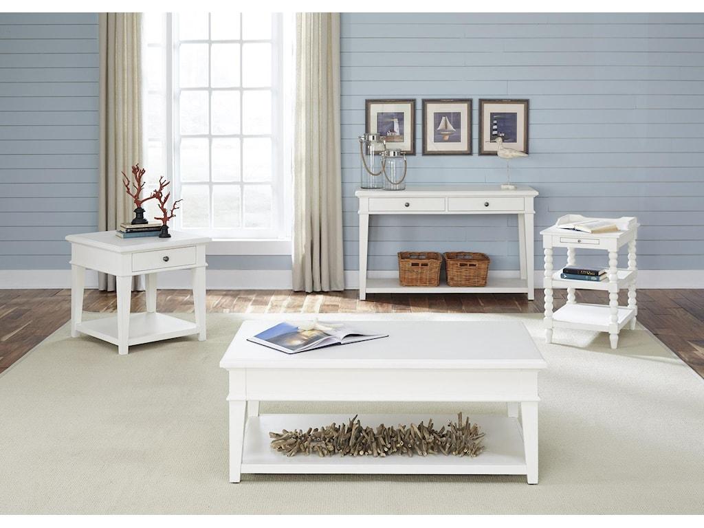 Liberty Furniture Harbor ViewChairside Table