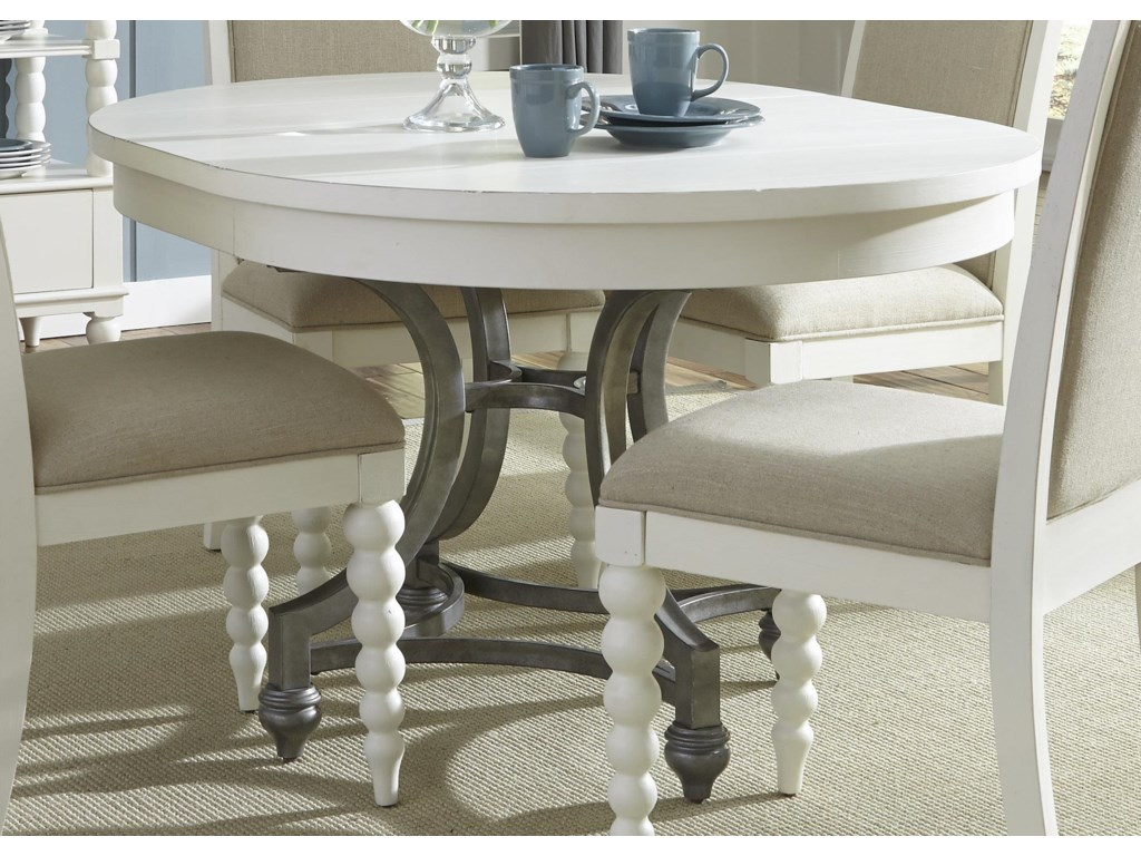 Liberty Furniture Harbor ViewRound Dining Table