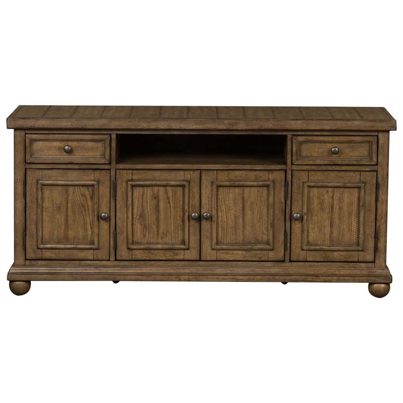 """Relaxed Vintage 60"""" Console"""