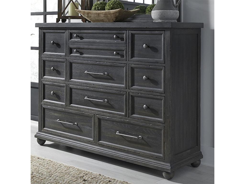 Liberty Furniture Harvest Home11 Drawer Dresser