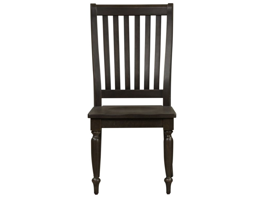 Liberty Furniture Harvest HomeSlat Back Side Chair