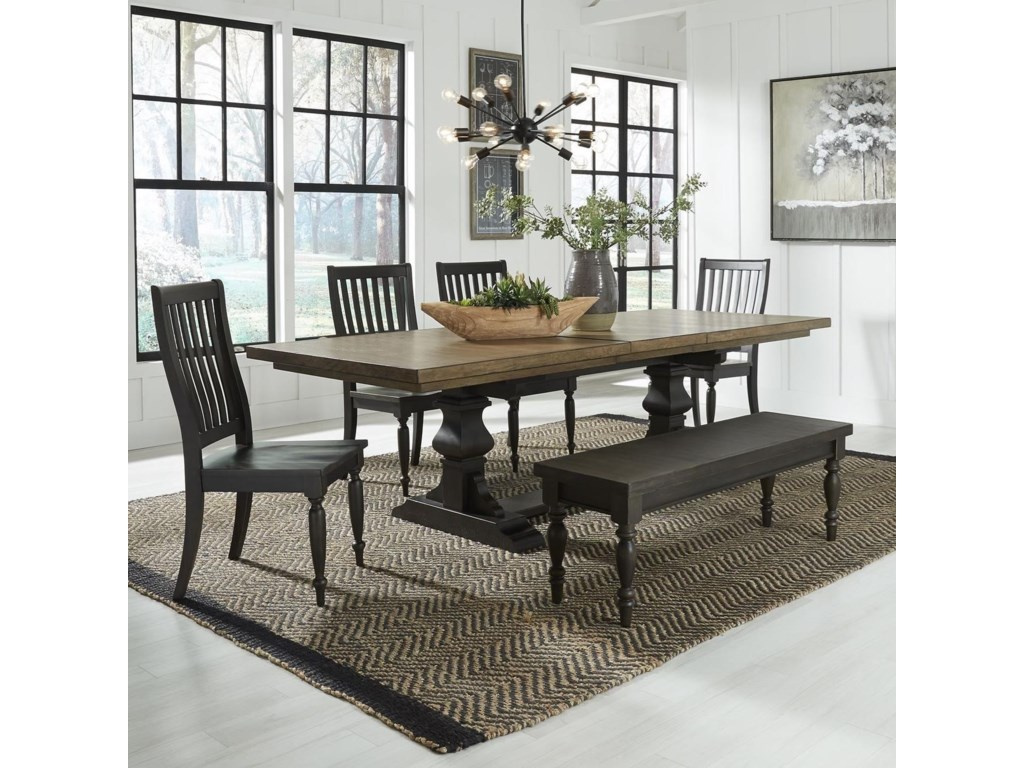 Liberty Furniture Harvest Home Relaxed