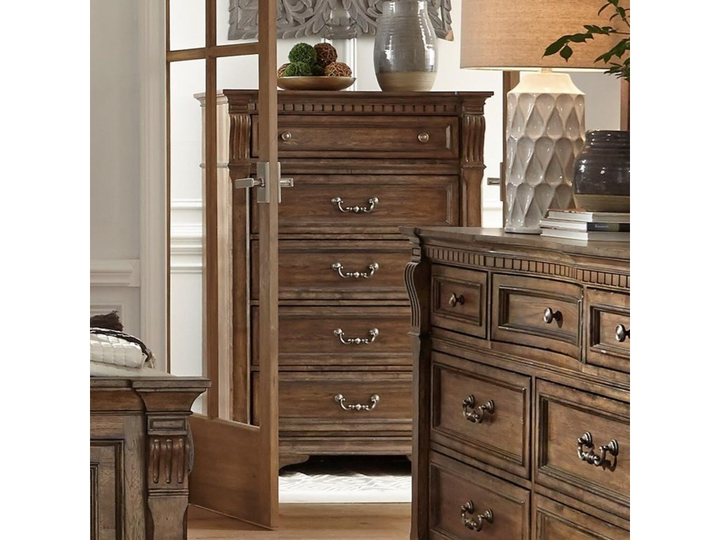 Liberty Furniture Haven Hall5-Drawer Chest