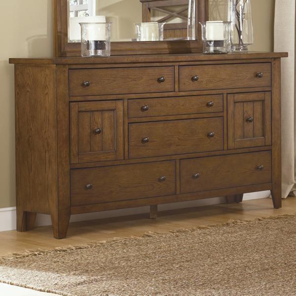 Liberty Furniture Hearthstone8-Drawer Dresser