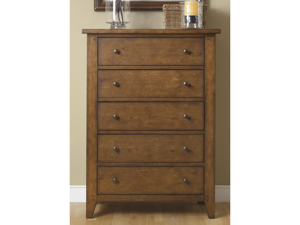 Liberty Furniture Hearthstone5 Drawer Chest