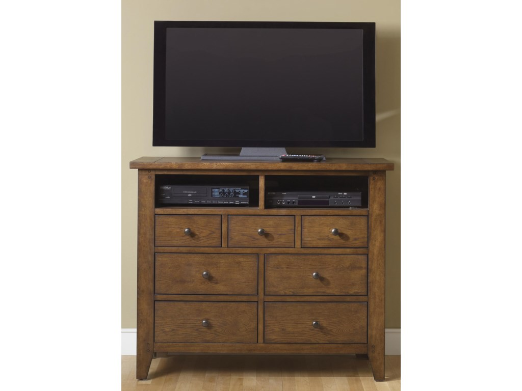 Liberty Furniture HearthstoneMedia Chest