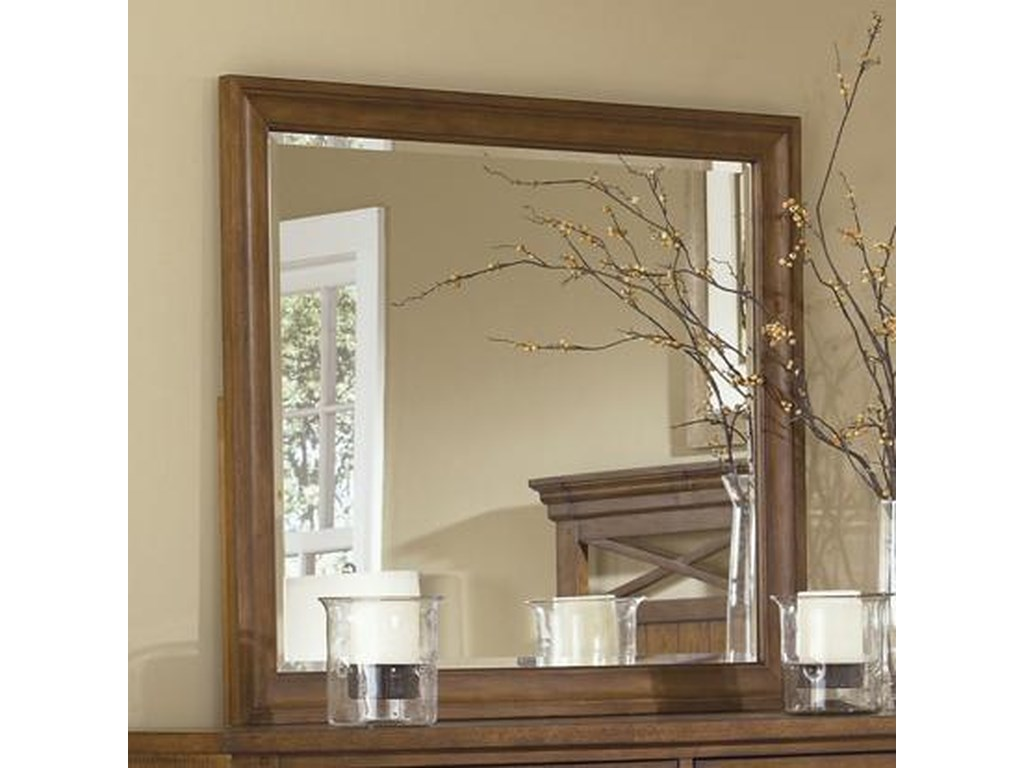 Liberty Furniture HearthstoneDresser Mirror