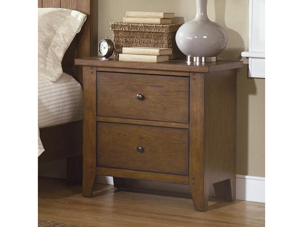 Liberty Furniture HearthstoneNightstand