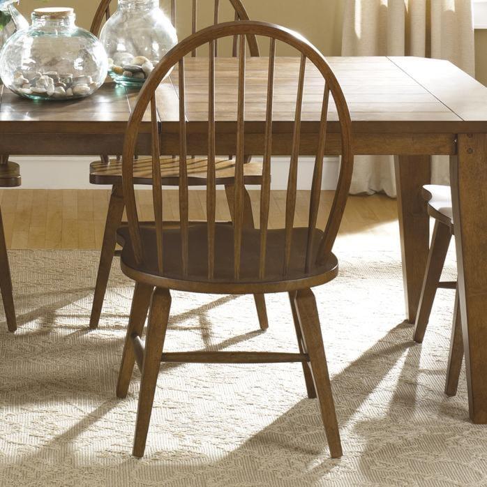 Liberty Furniture HearthstoneWindsor Back Side Chair
