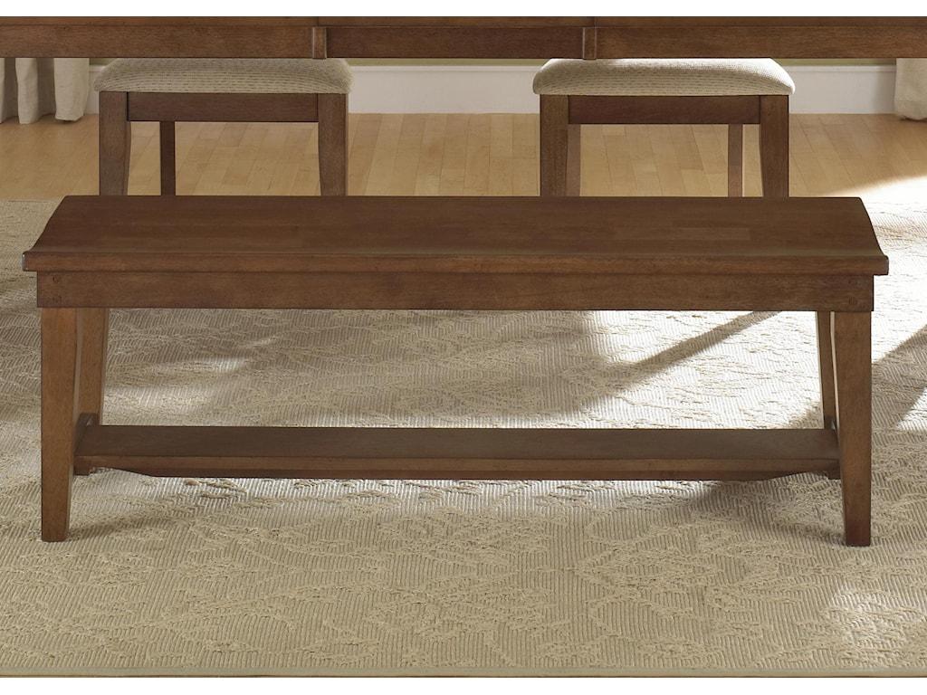 Liberty Furniture HearthstoneBench (RTA)