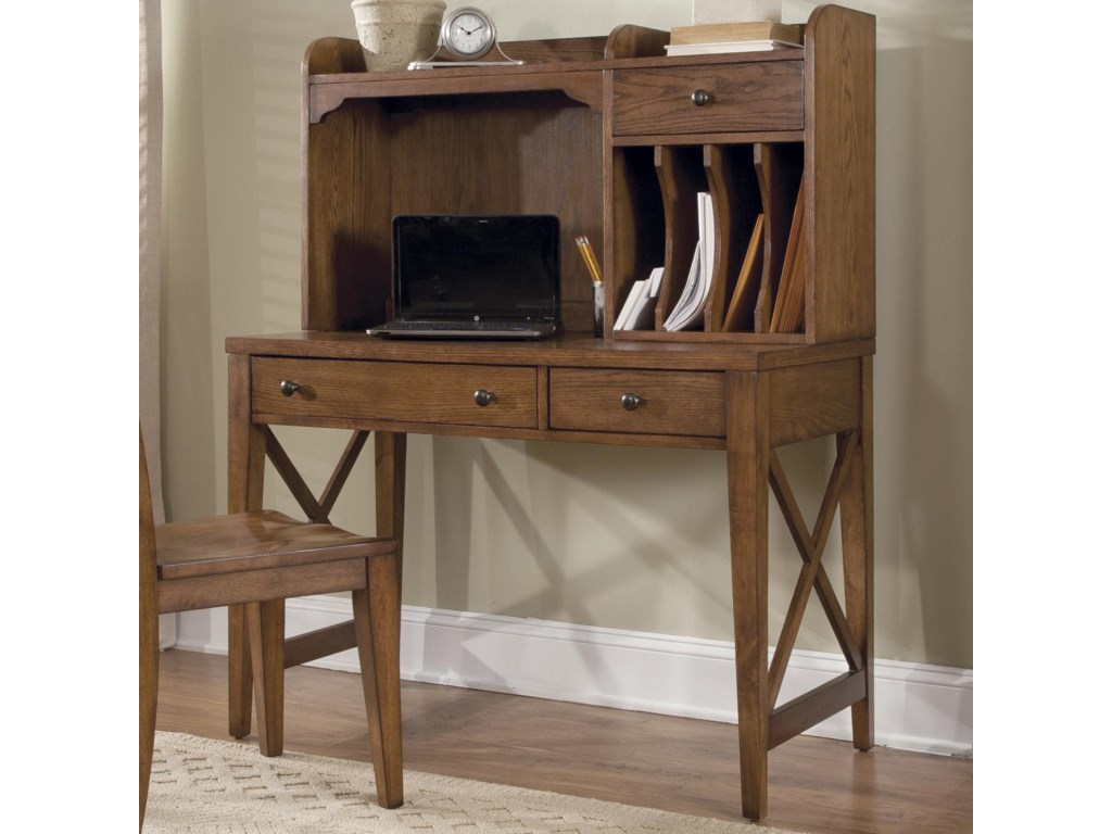 Liberty Furniture HearthstoneDesk and Hutch