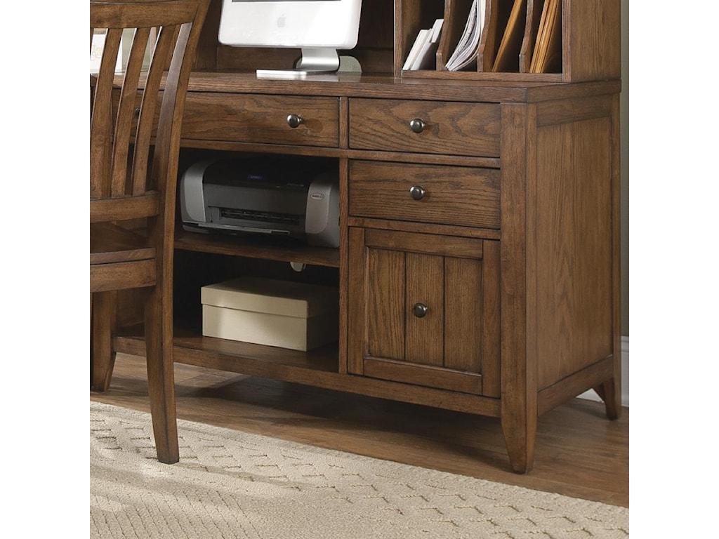 Liberty Furniture HearthstoneComputer Credenza