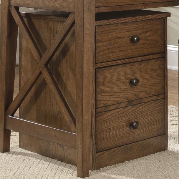 Liberty Furniture HearthstoneMobile File Cabinet