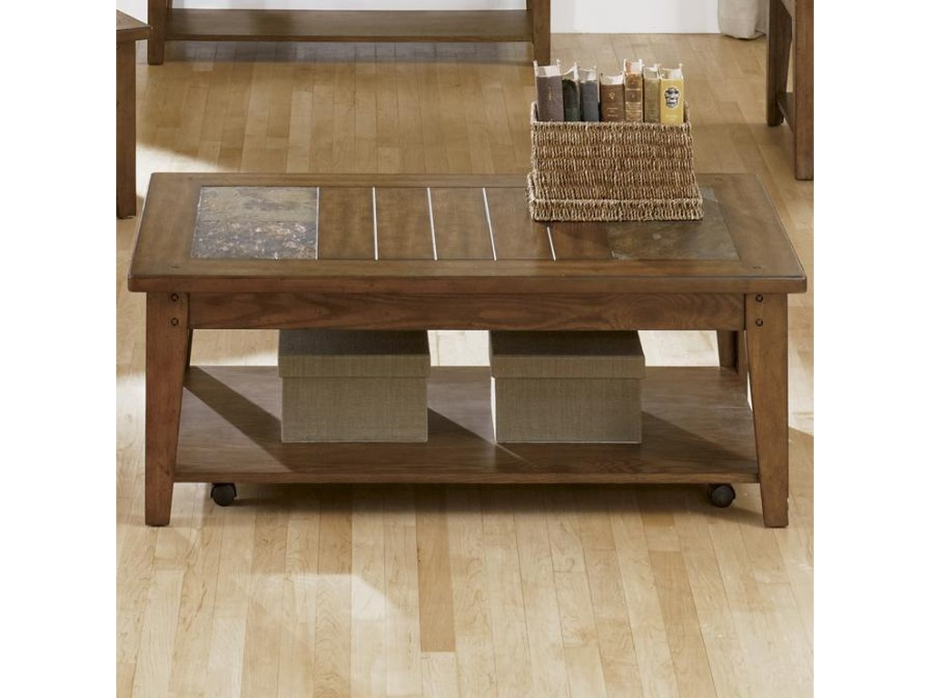 Liberty Furniture HearthstoneCocktail Table