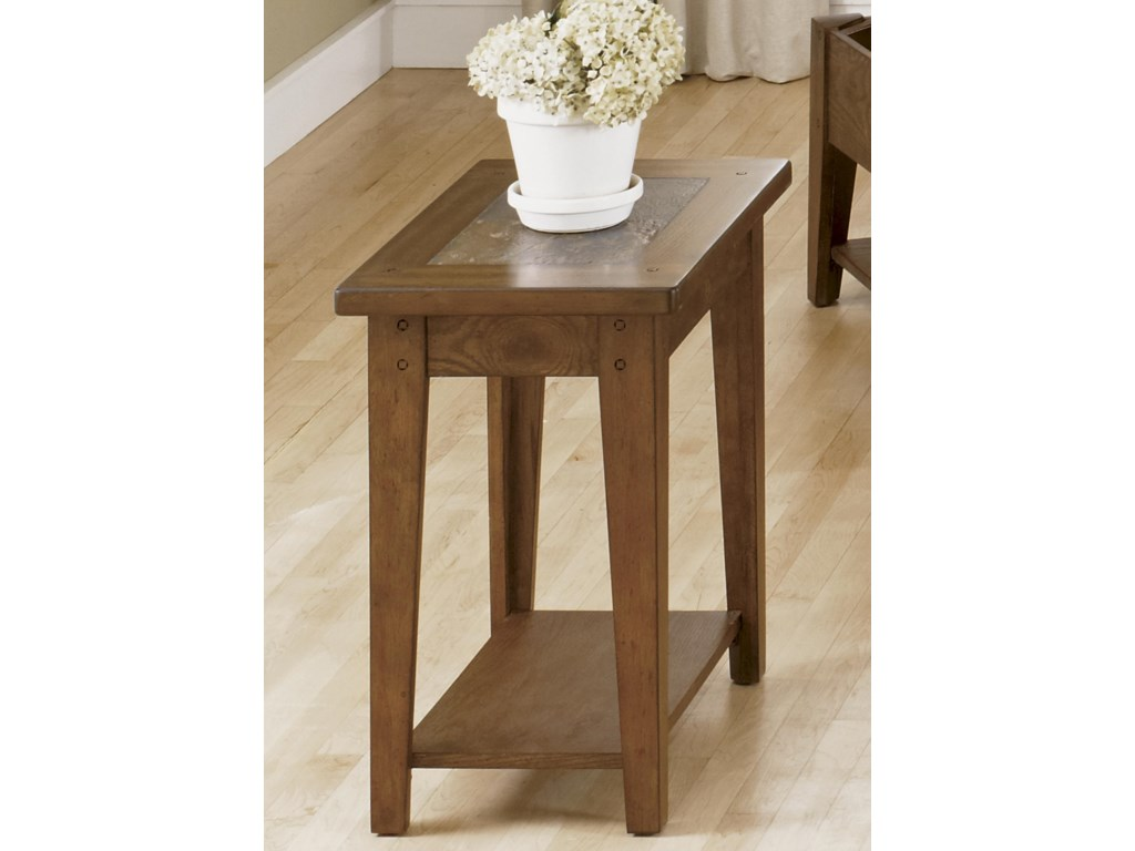 Liberty Furniture HearthstoneChairside Table