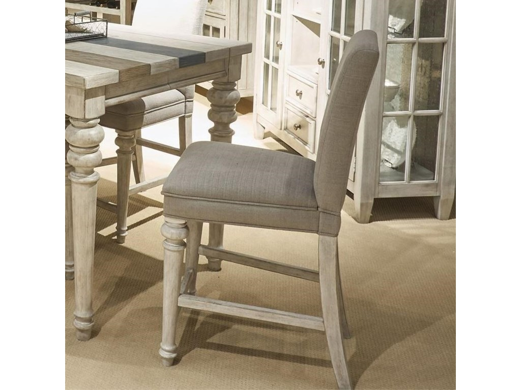 Liberty Furniture HeartlandUpholstered Counter Height Chair
