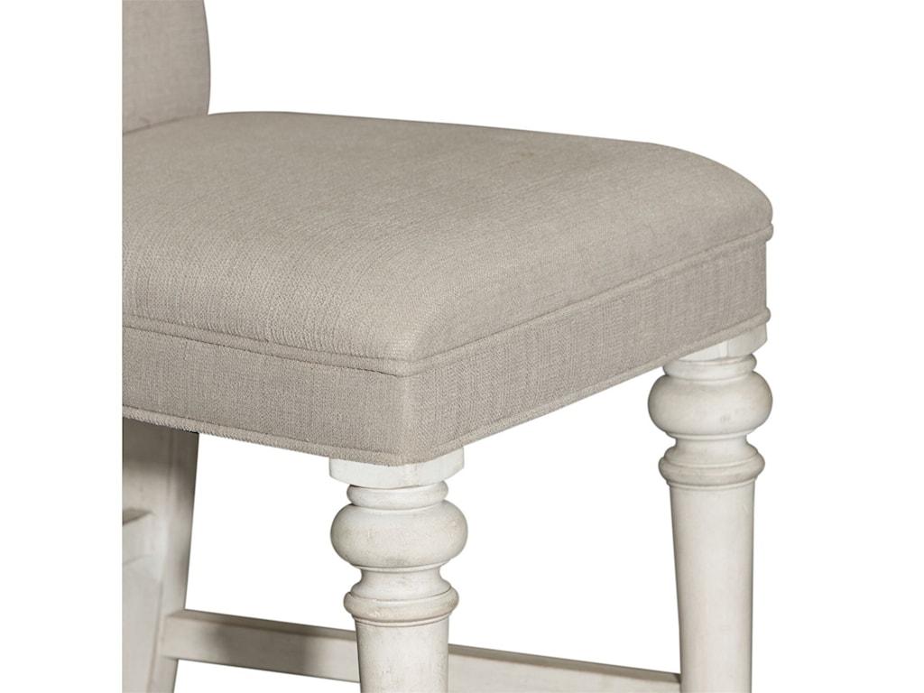 Liberty Furniture HeartlandUpholstered Counter Height Chair