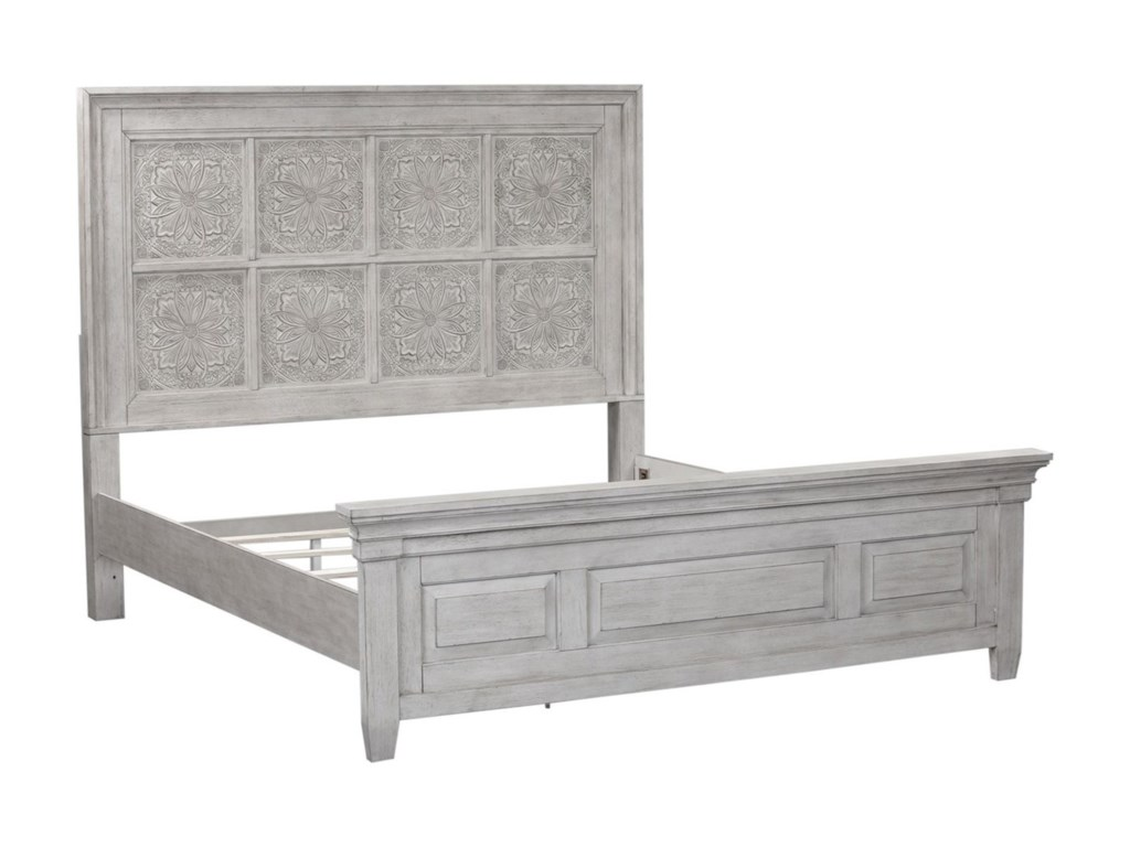 Liberty Furniture HeartlandKing Panel Bed