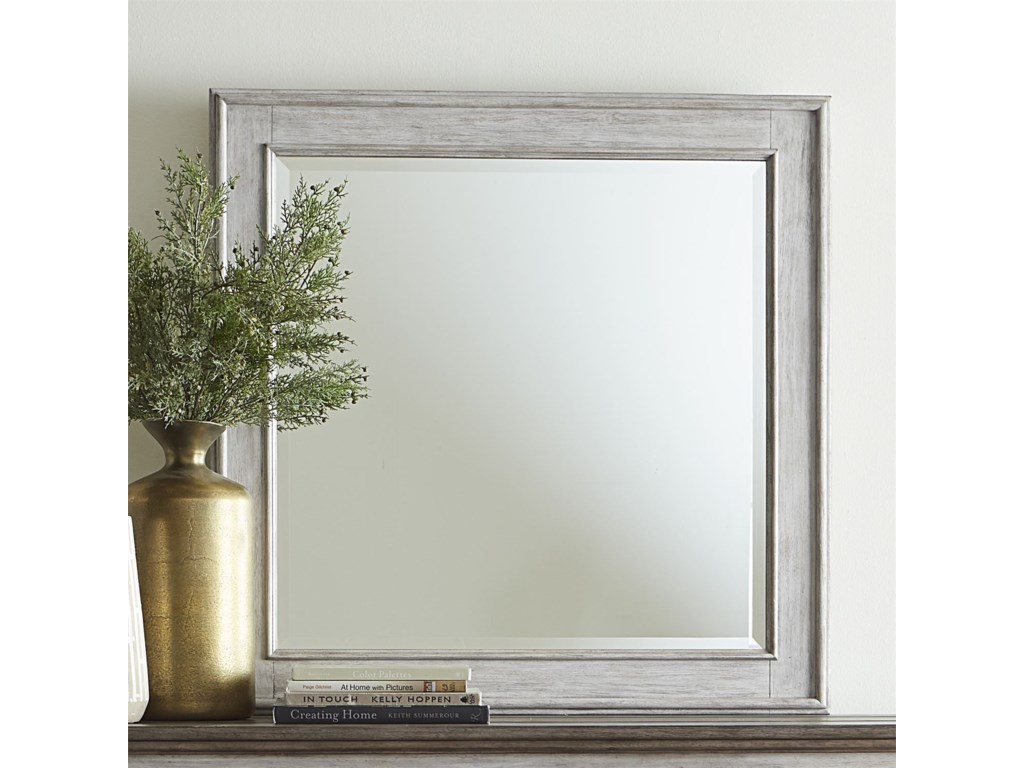 Liberty Furniture HeartlandLandscape Mirror